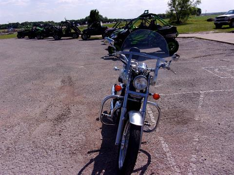 2006 Honda Shadow® VLX Deluxe in Melissa, Texas - Photo 2