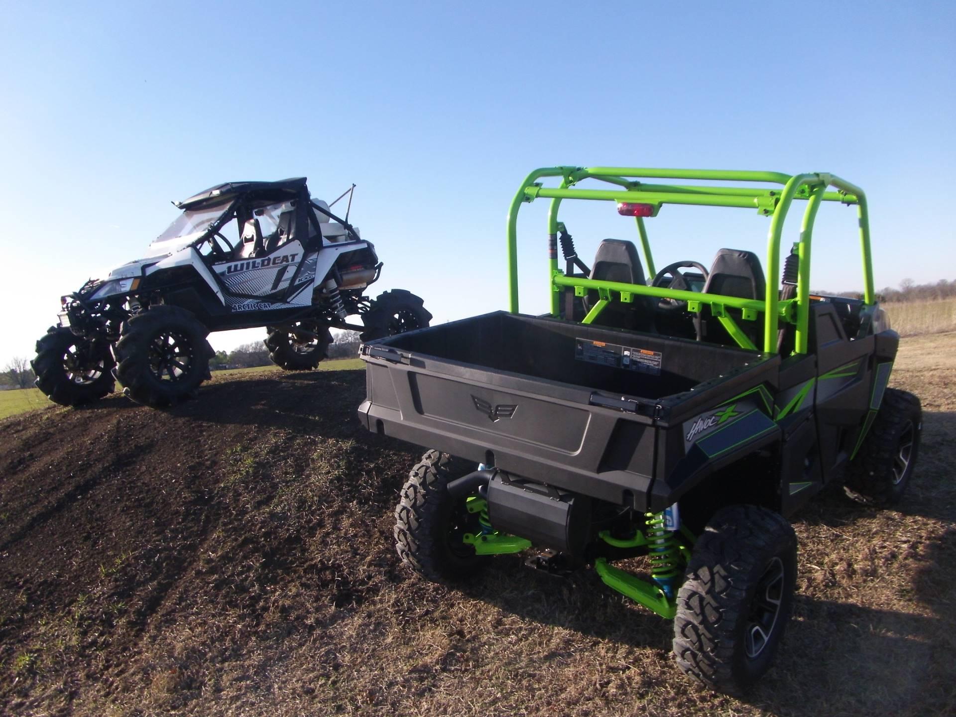 2018 Textron Off Road Havoc X in Melissa, Texas