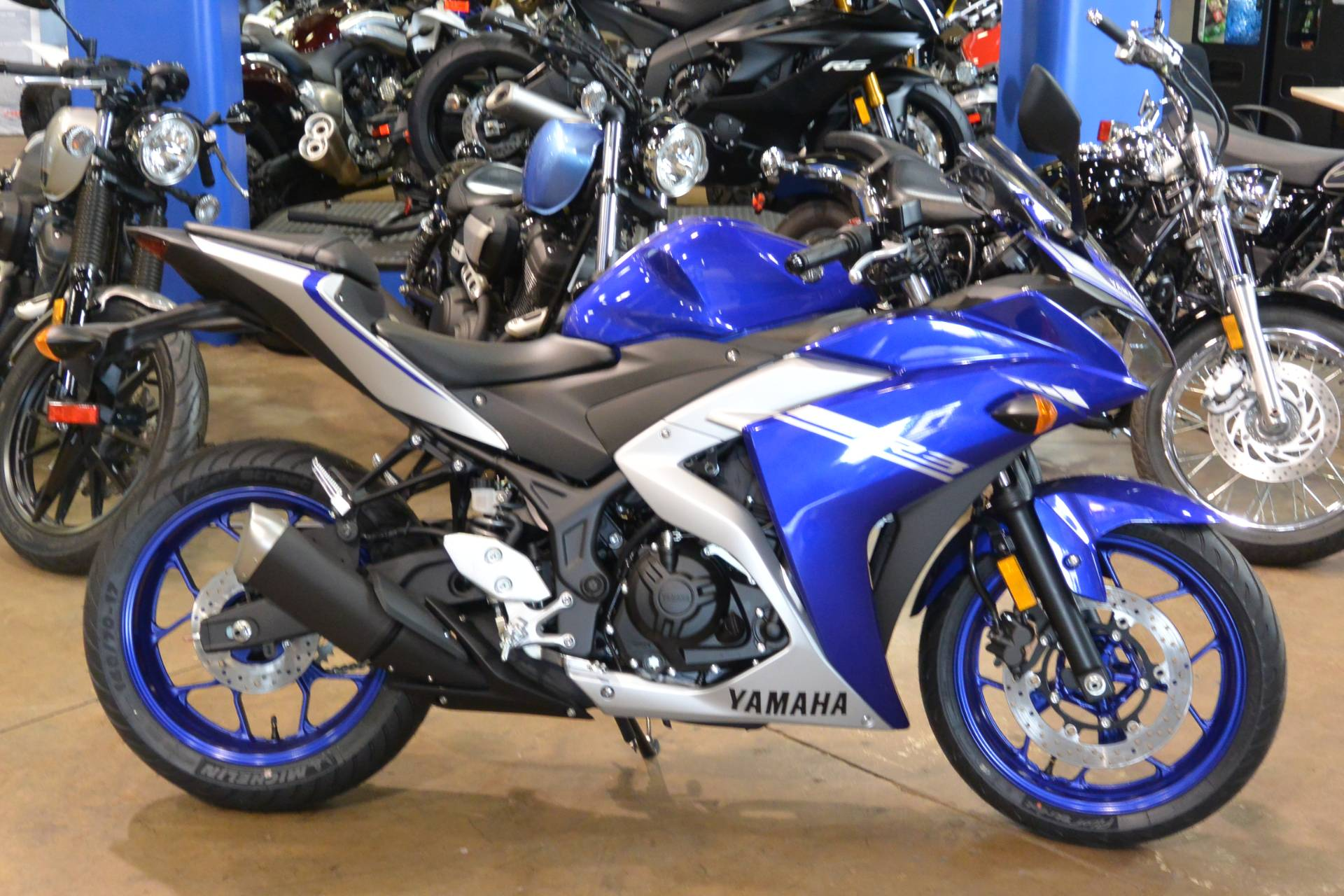 2017 Yamaha R3 in Denver, Colorado