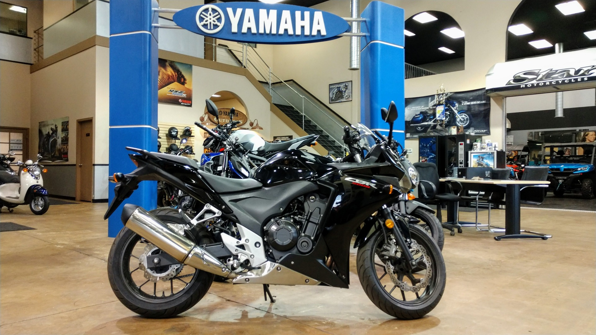 2013 Honda CBR®500R in Denver, Colorado - Photo 1