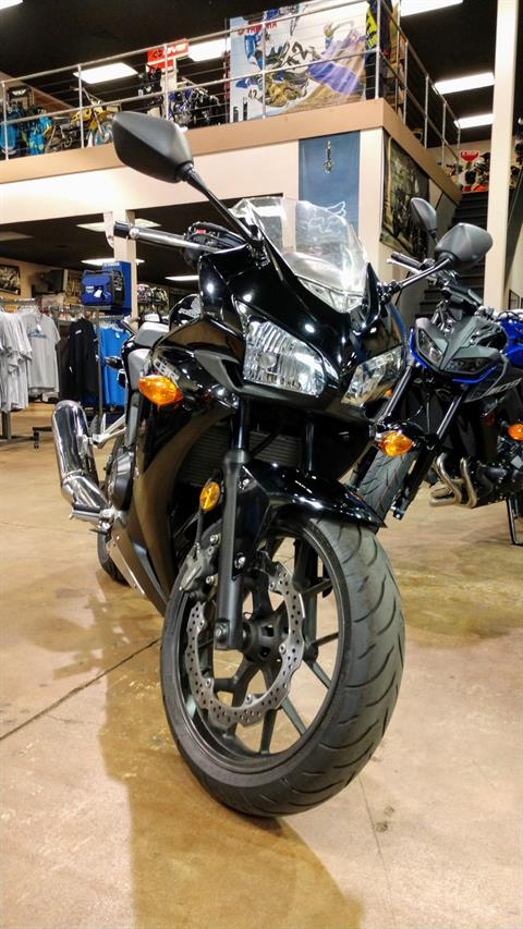 2013 Honda CBR®500R in Denver, Colorado - Photo 3