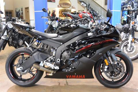 2015 Yamaha YZFR6FB in Denver, Colorado