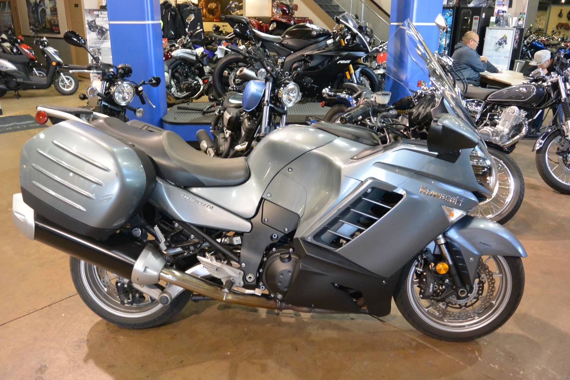 2008 Kawasaki Concours™ 14 ABS in Denver, Colorado - Photo 9