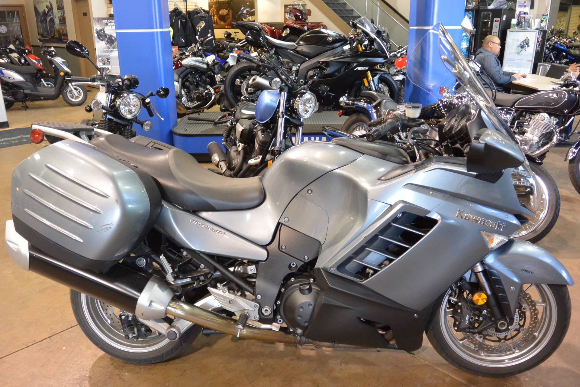 2008 Kawasaki Concours™ 14 ABS in Denver, Colorado - Photo 10