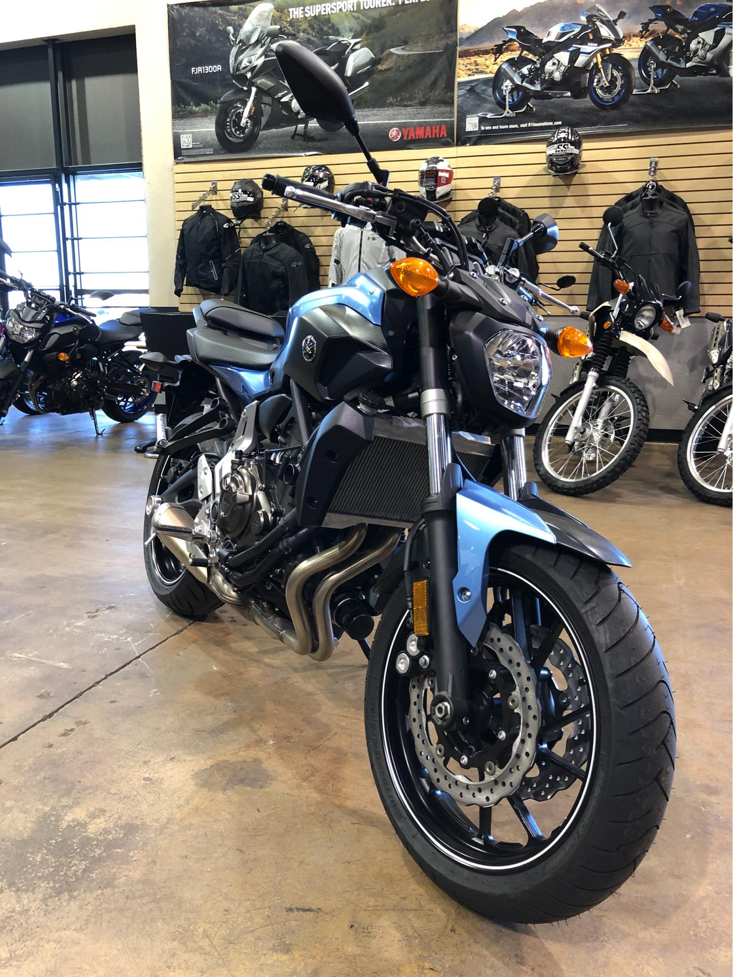 2017 Yamaha FZ-07 in Denver, Colorado