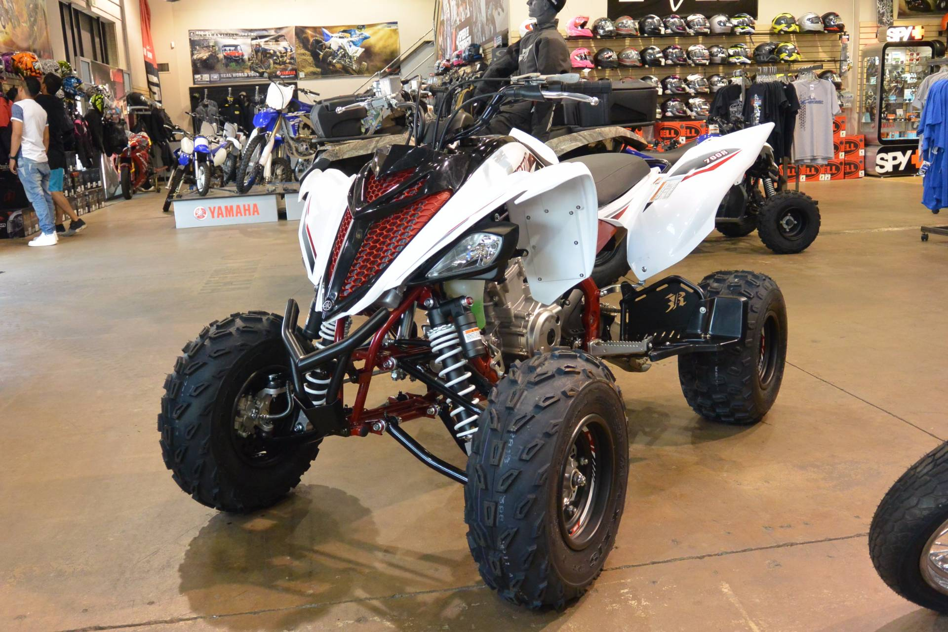 2018 Yamaha YFM70RSSJW in Denver, Colorado
