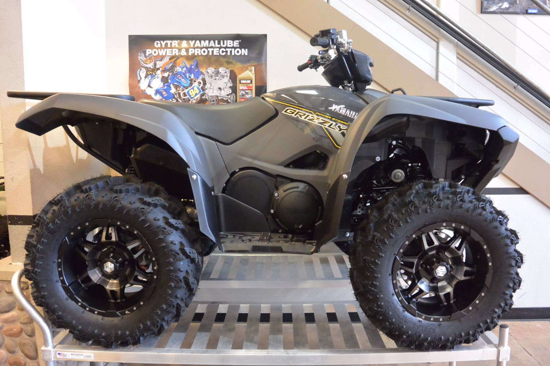 2018 Yamaha Grizzly ATVs Denver Colorado A105325