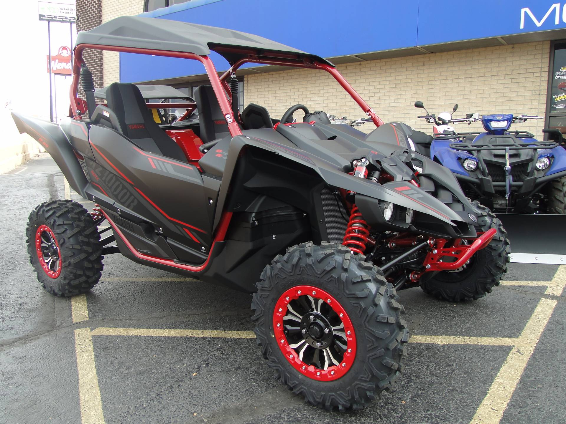 2017 Yamaha YXZ10YESHB in Denver, Colorado