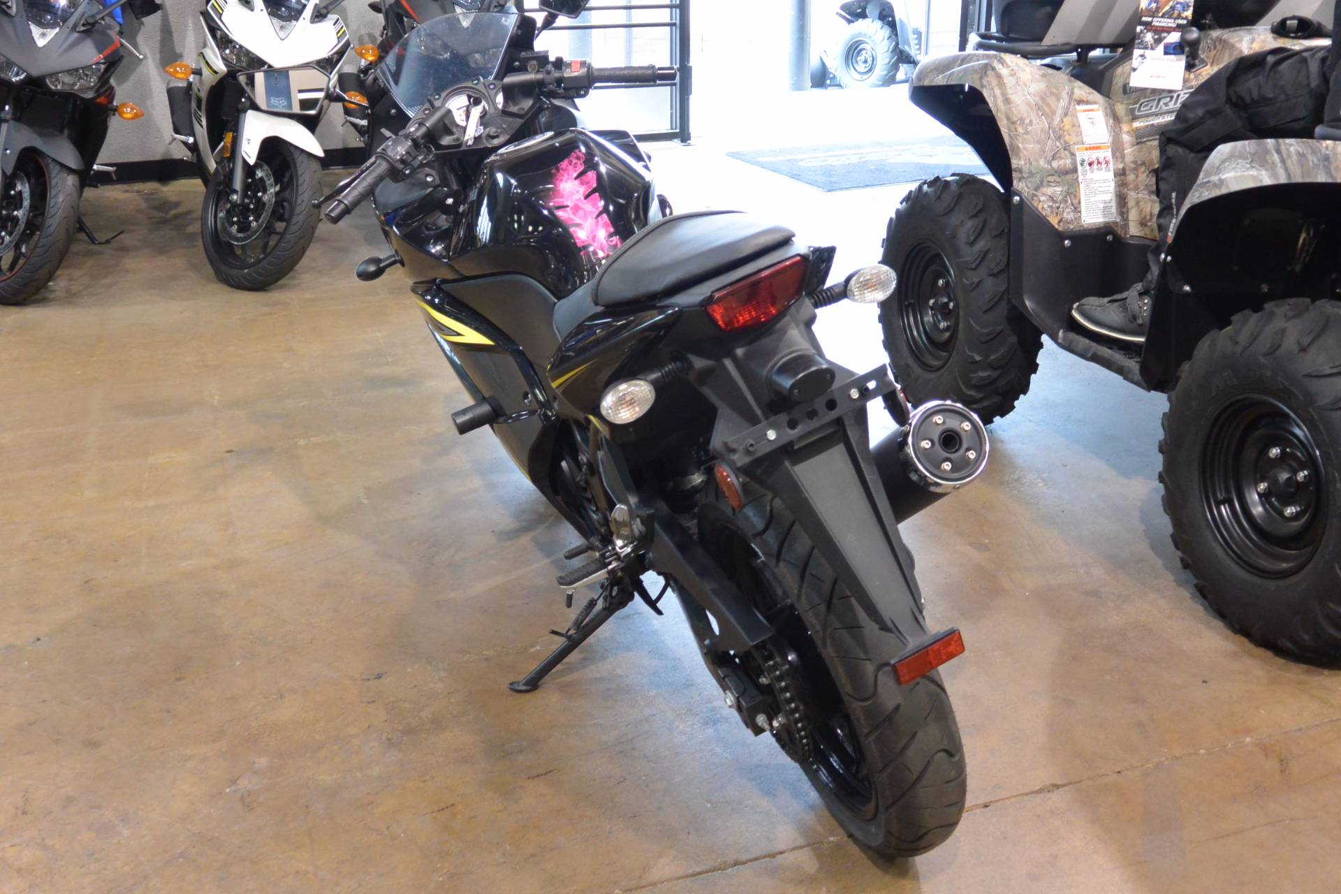 2012 Kawasaki EX250JCFA in Denver, Colorado