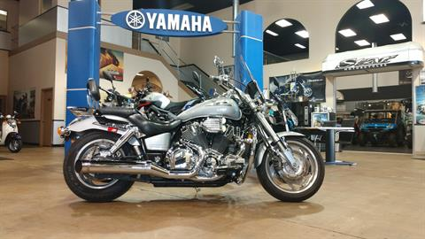 2002 Honda VTX1800 in Denver, Colorado - Photo 1