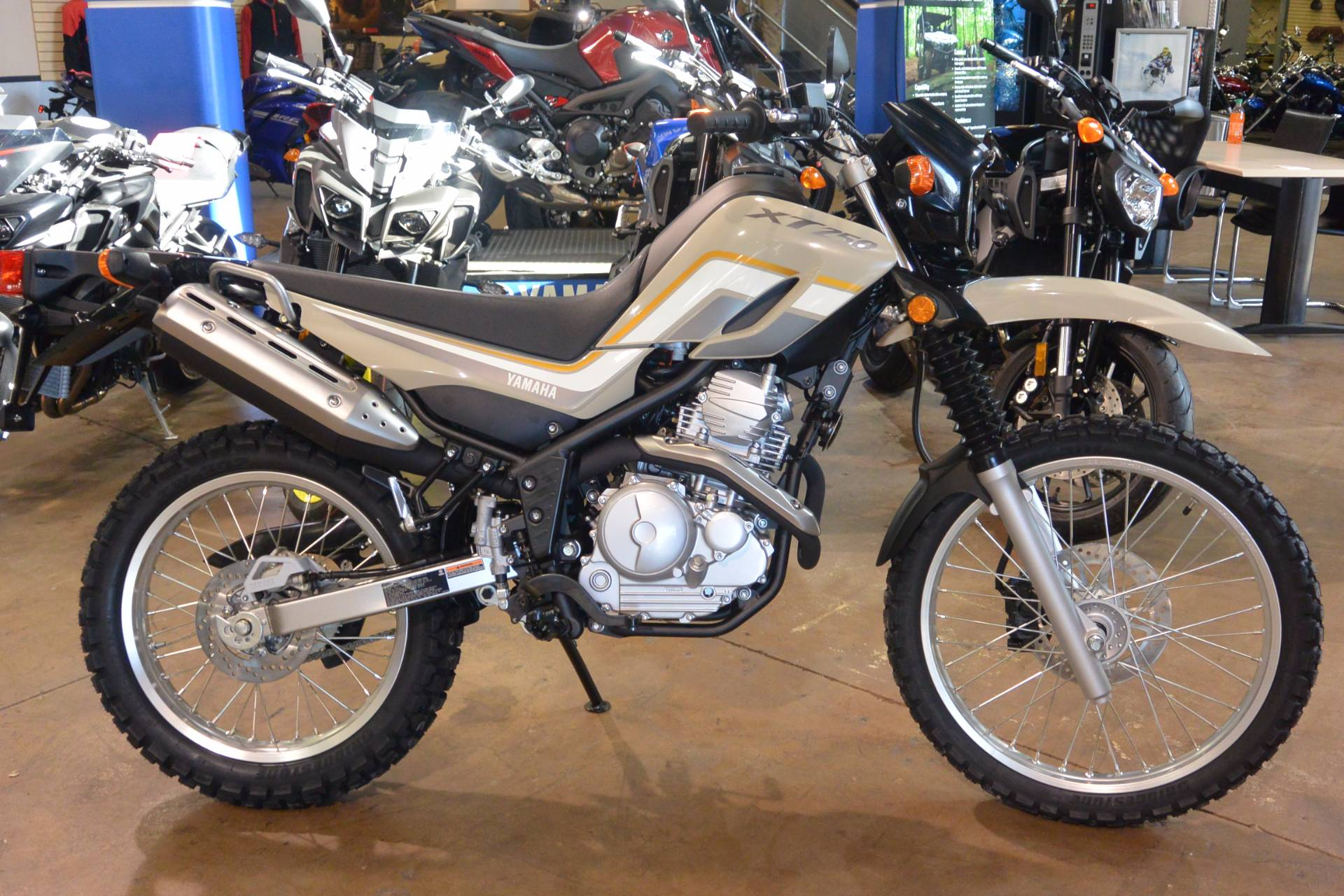 2018 Yamaha XT250 in Denver, Colorado