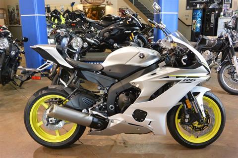 2017 Yamaha R6 in Denver, Colorado