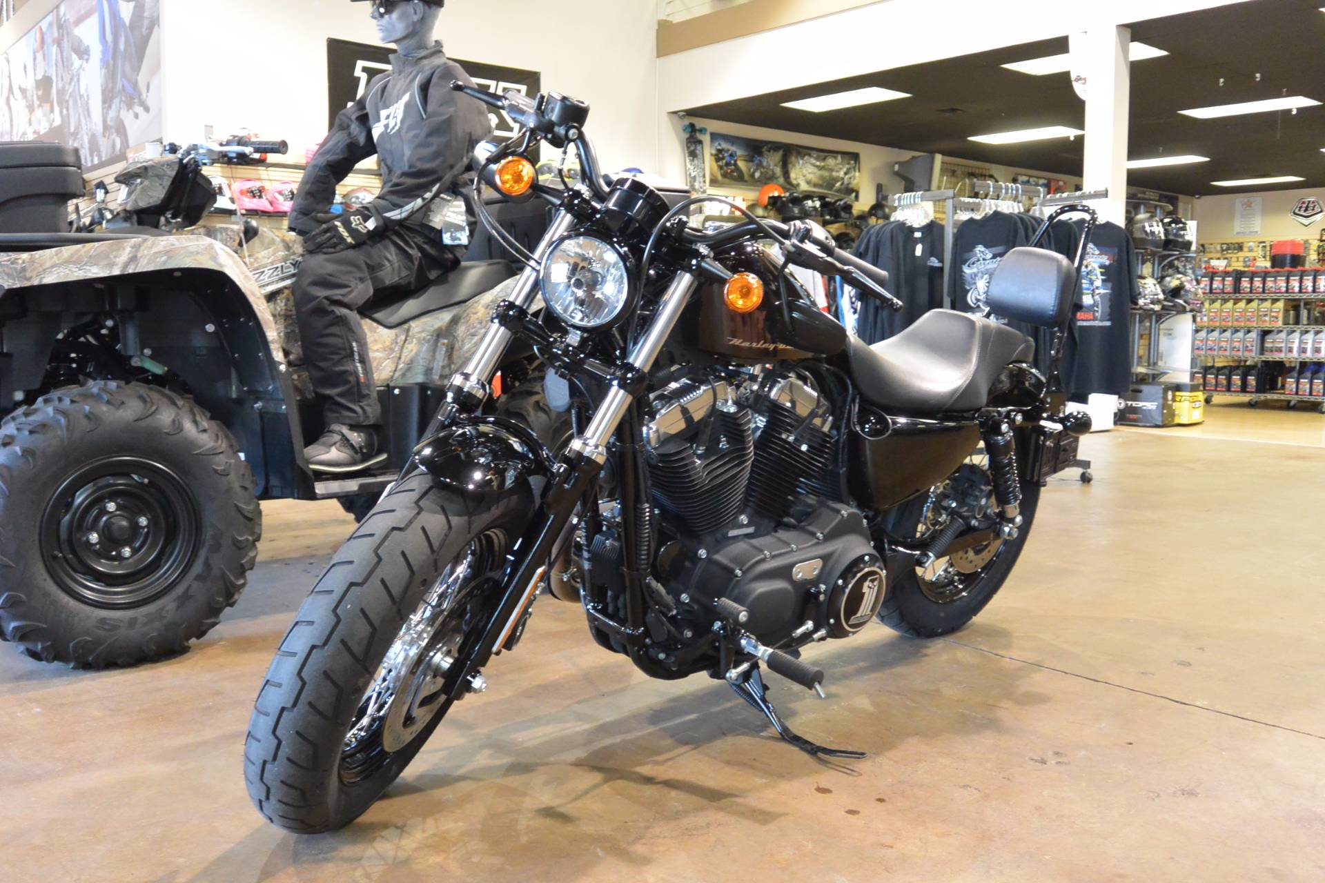 2014 Harley-Davidson Sporty 48 in Denver, Colorado