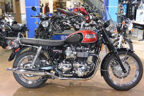 2014 Triumph Bonneville/T100 in Denver, Colorado