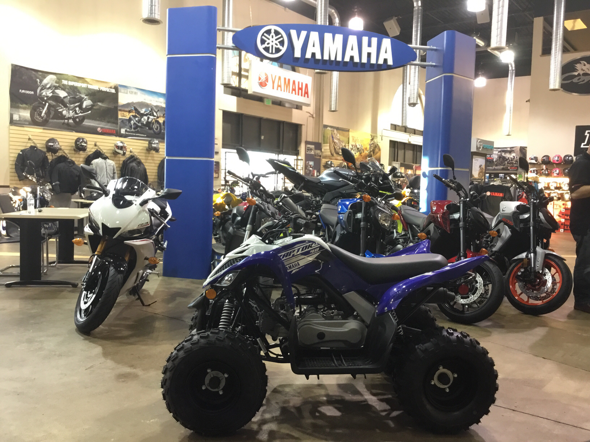 2019 Yamaha Raptor 90 in Denver, Colorado - Photo 2