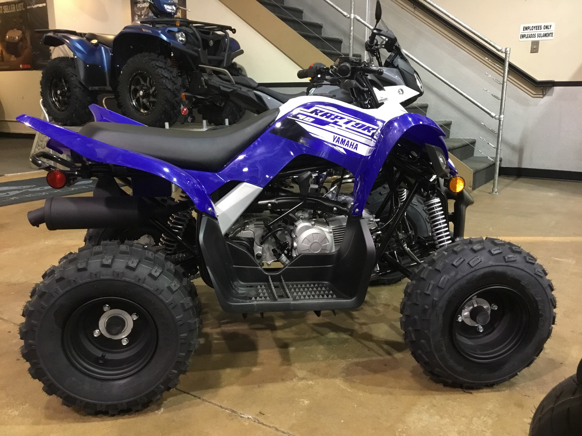 2019 Yamaha Raptor 90 in Denver, Colorado - Photo 5