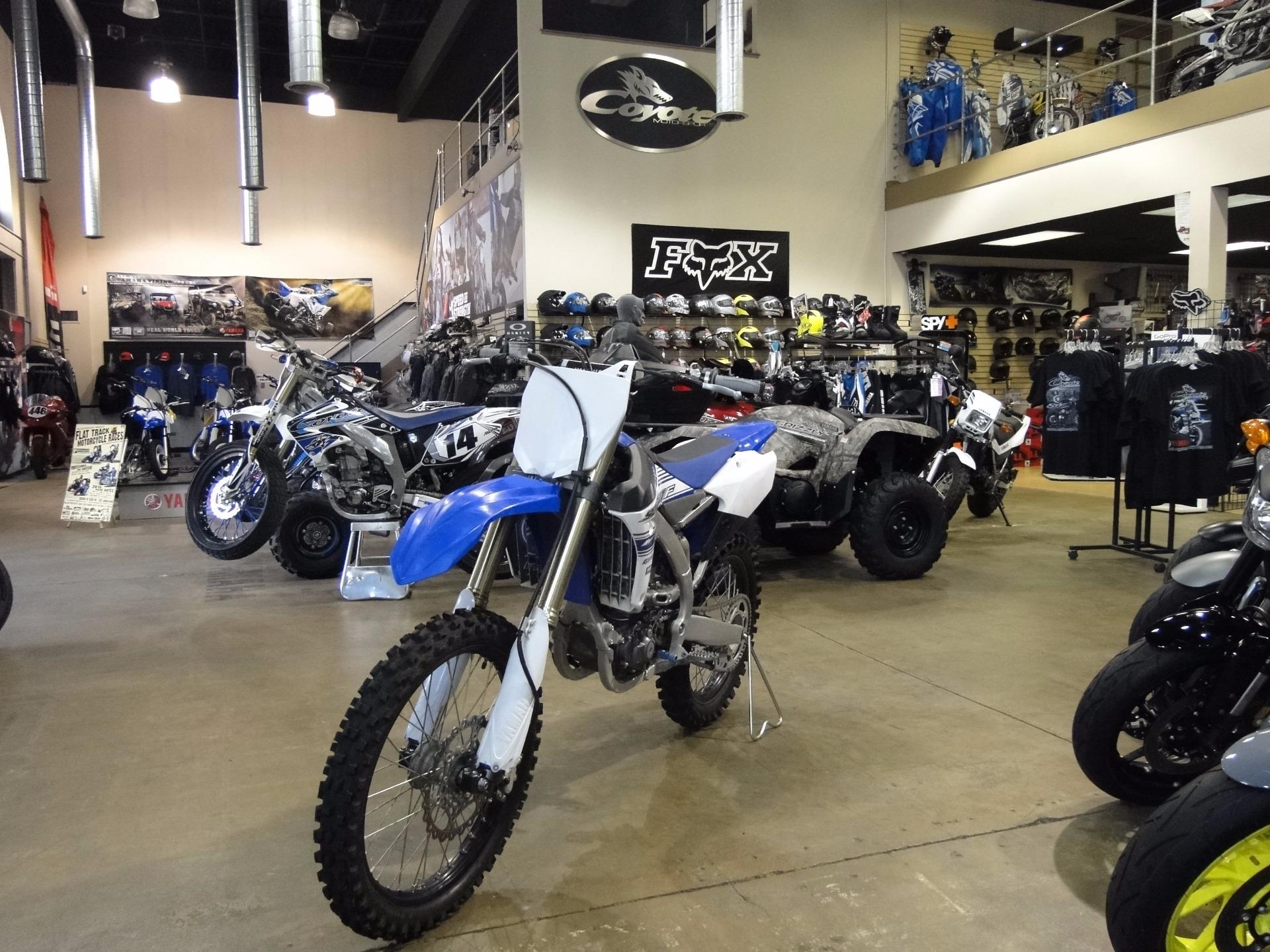 2016 Yamaha YZ250F in Denver, Colorado