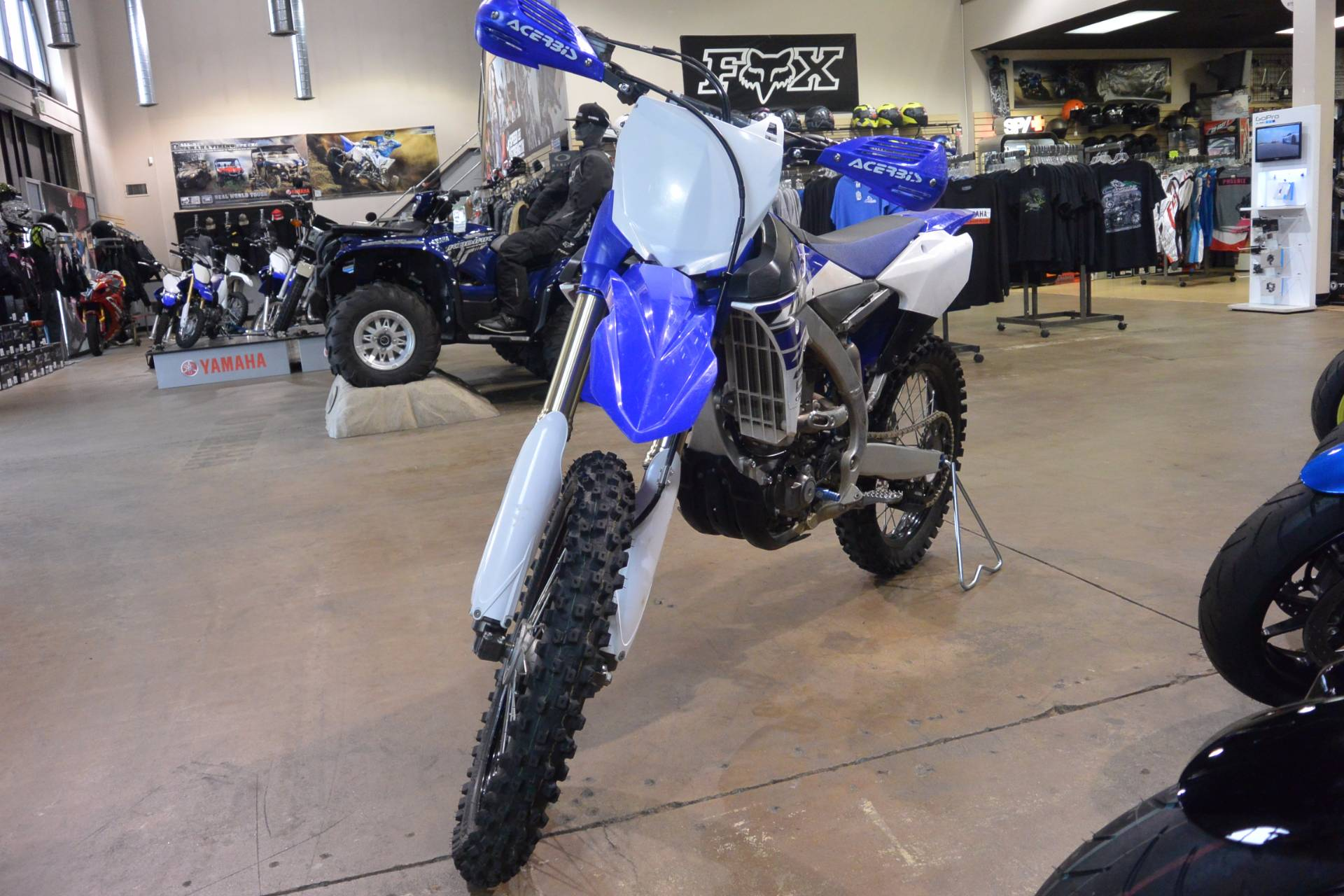 2015 Yamaha YZ250F in Denver, Colorado
