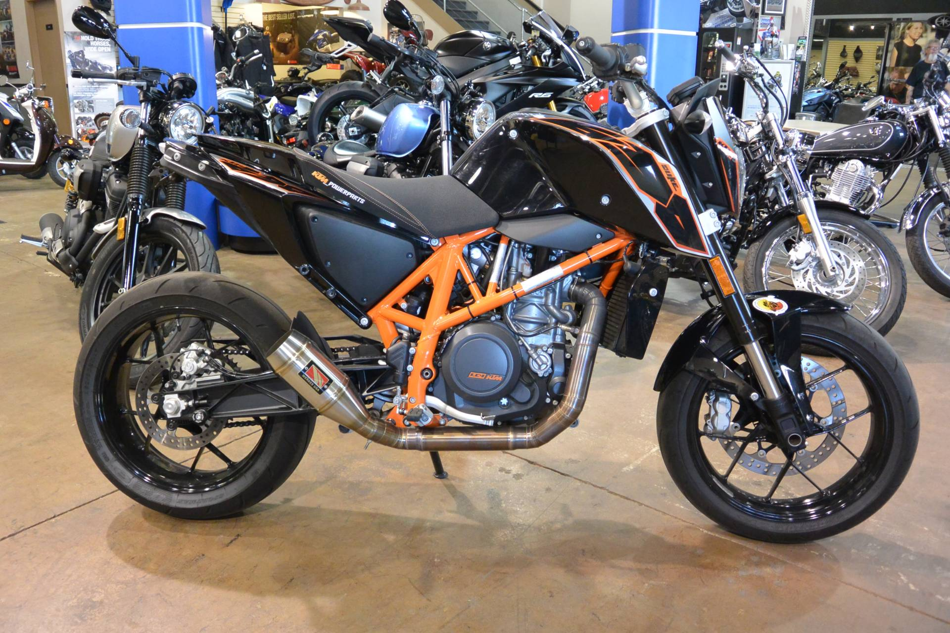 2015 KTM Duke in Denver, Colorado
