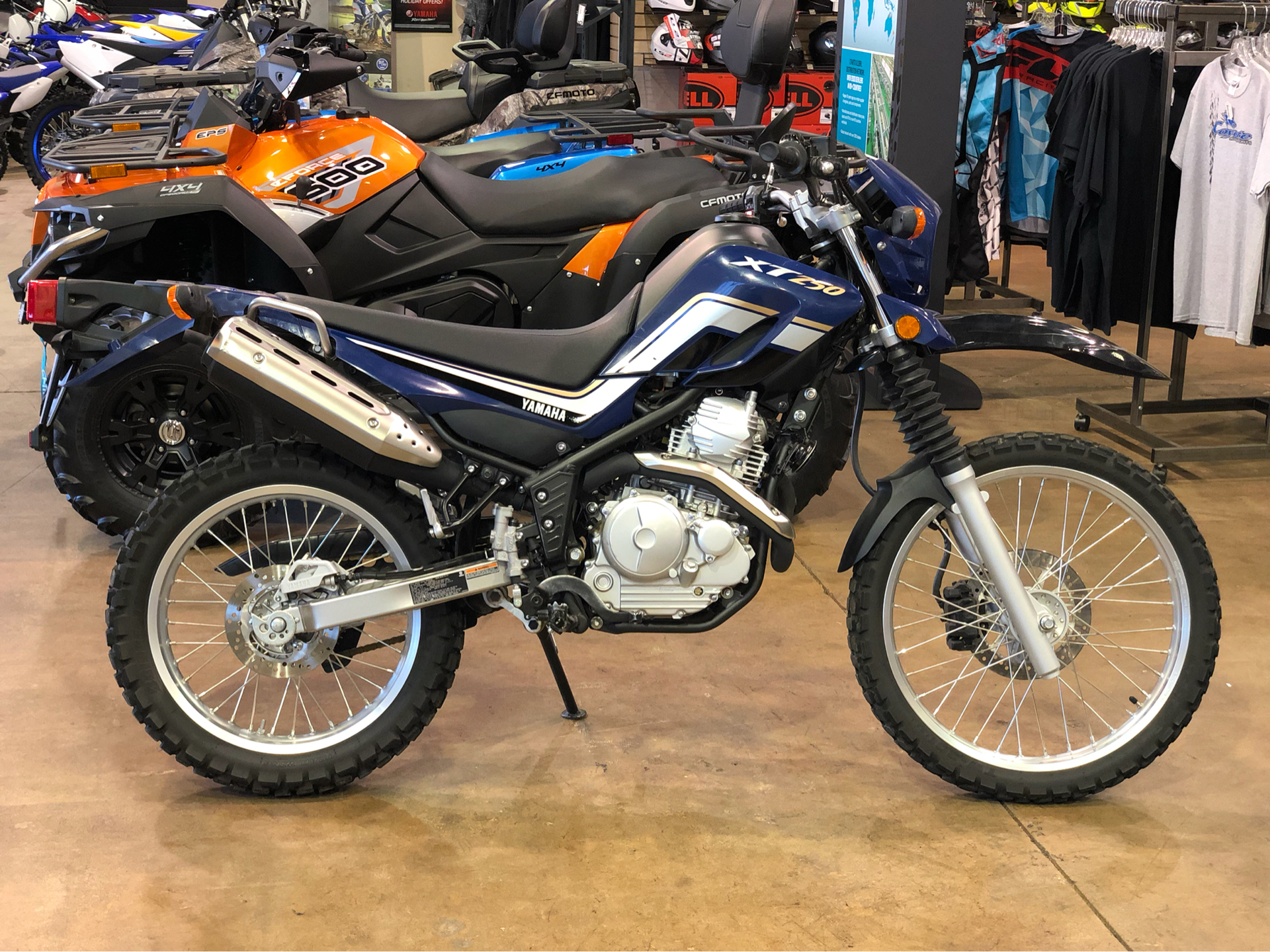 2017 Yamaha XT250 in Denver, Colorado - Photo 1