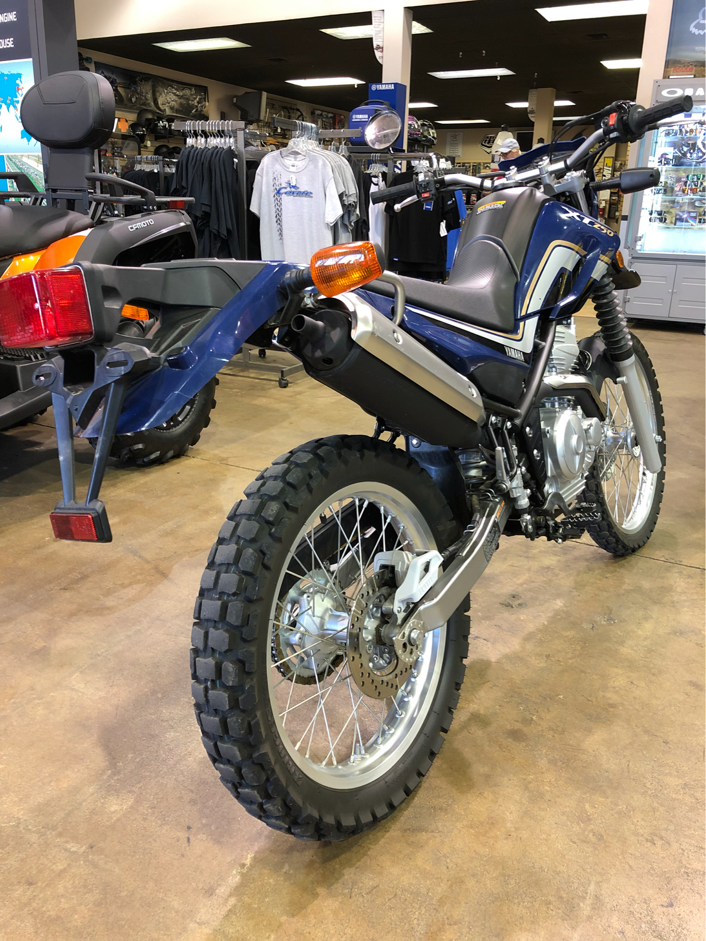 2017 Yamaha XT250 in Denver, Colorado - Photo 8