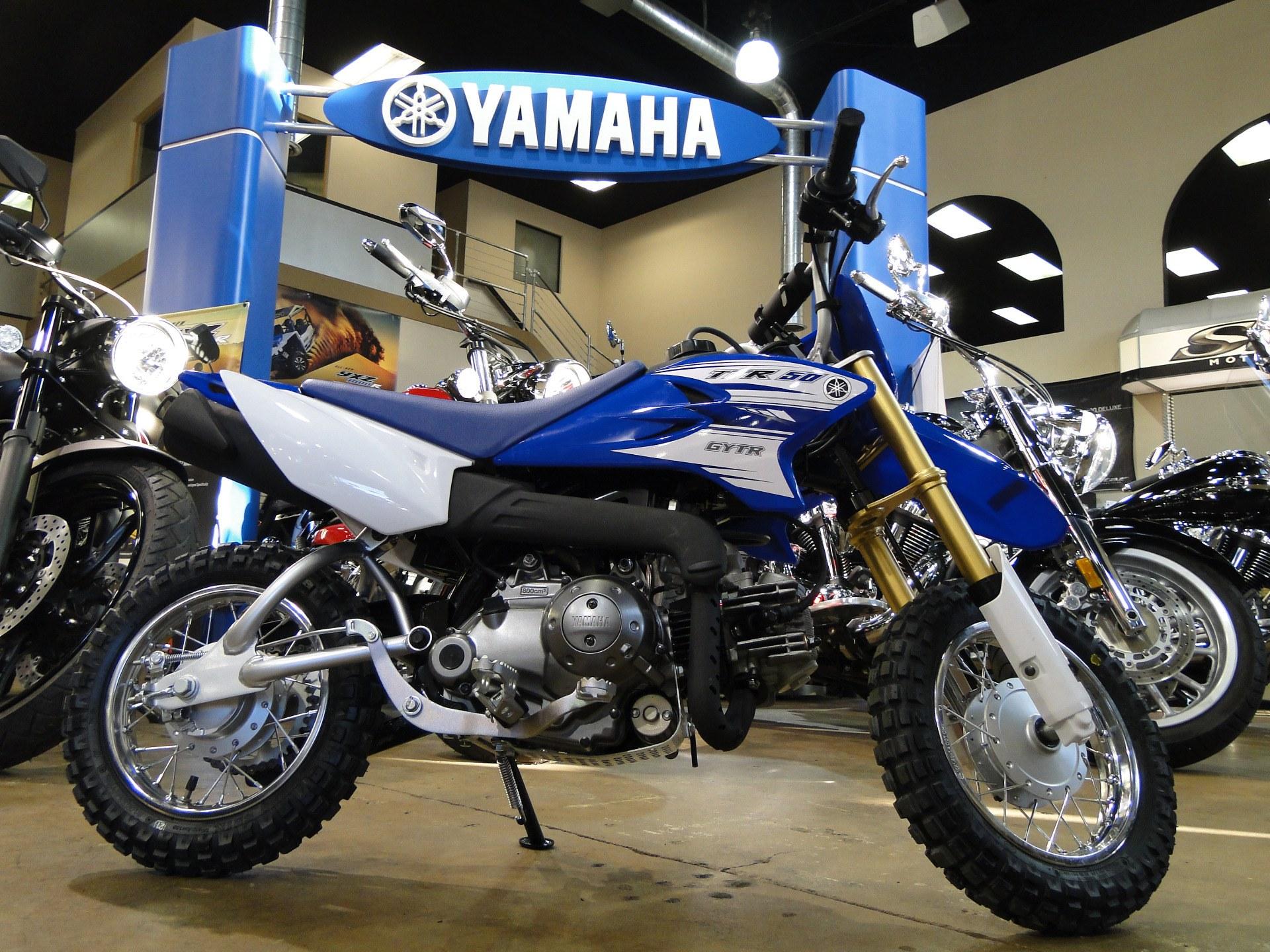 2016 Yamaha TT-R50E in Denver, Colorado