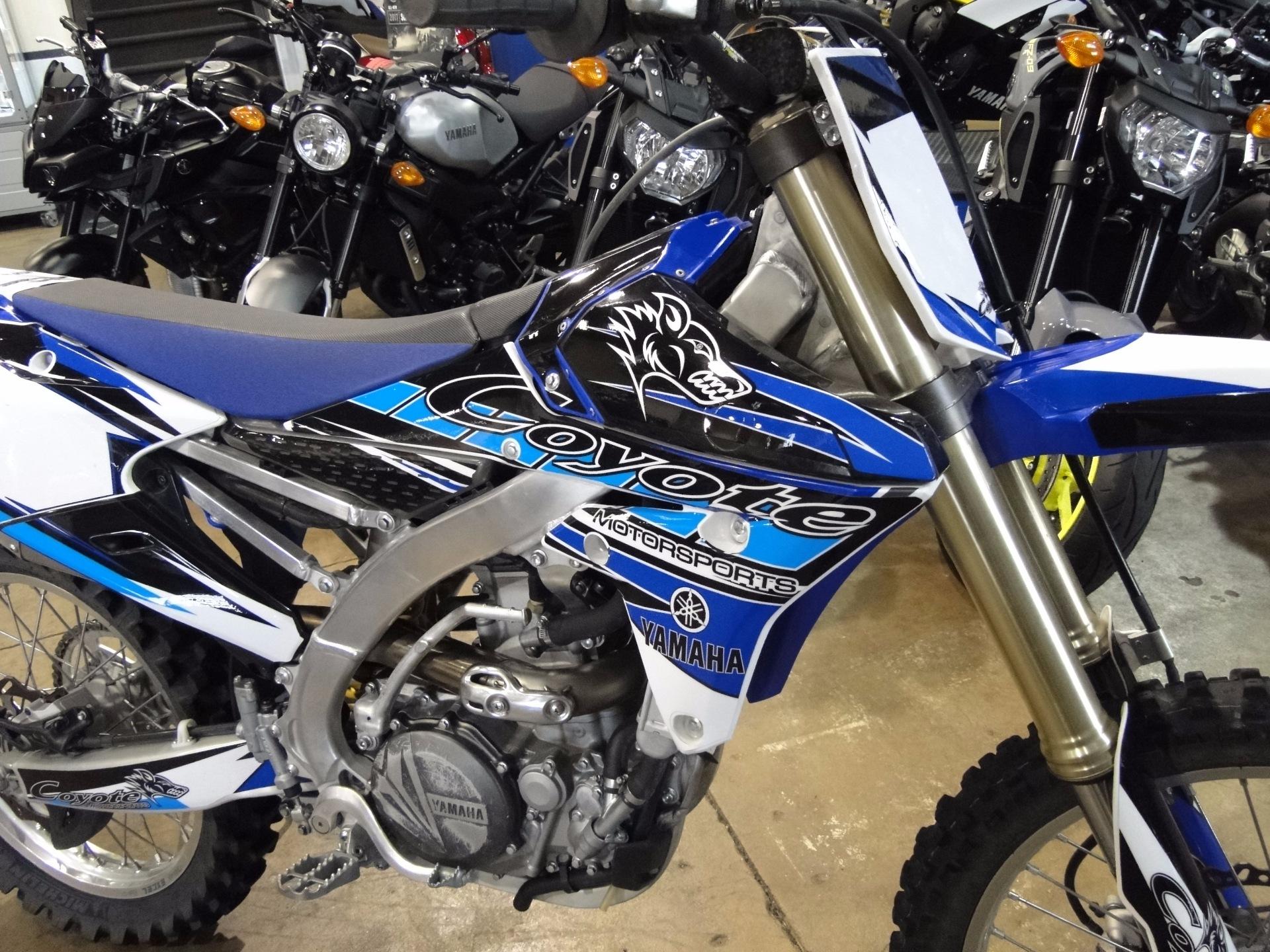 2014 Yamaha YZ450F in Denver, Colorado
