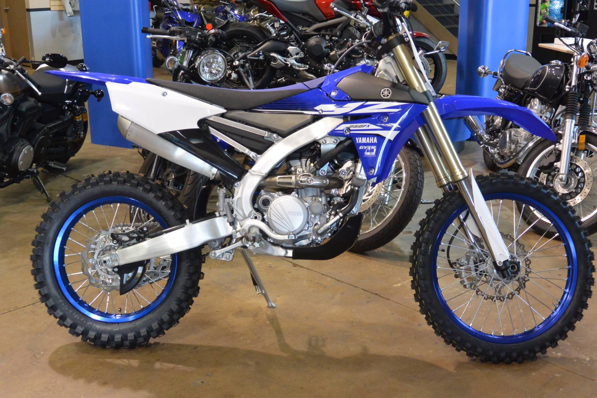2018 yamaha yz250fx motorcycles denver colorado d006402 for Yamaha installment financing
