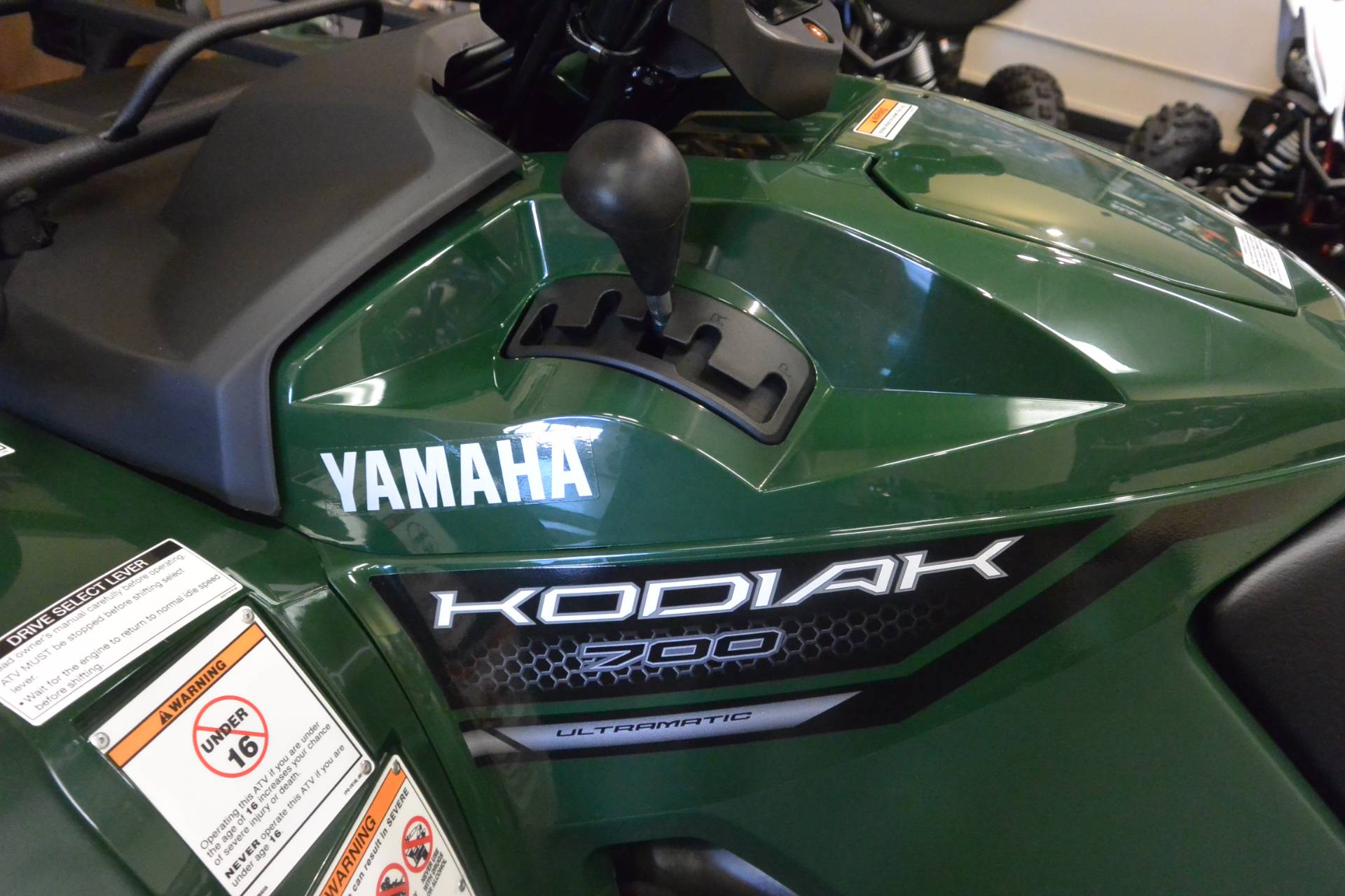 2018 Yamaha YFM70KDXJG in Denver, Colorado