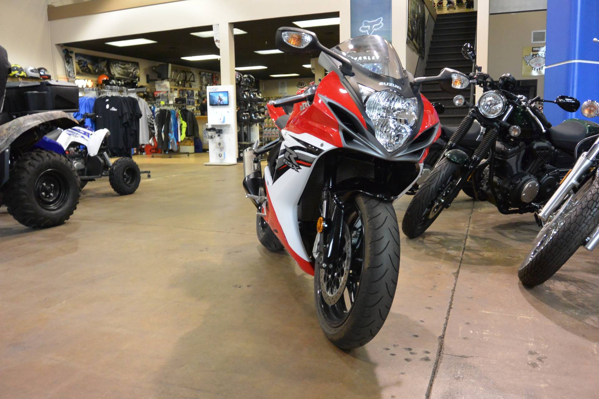 2013 Suzuki Suzuki/ GSXR600L3 in Denver, Colorado