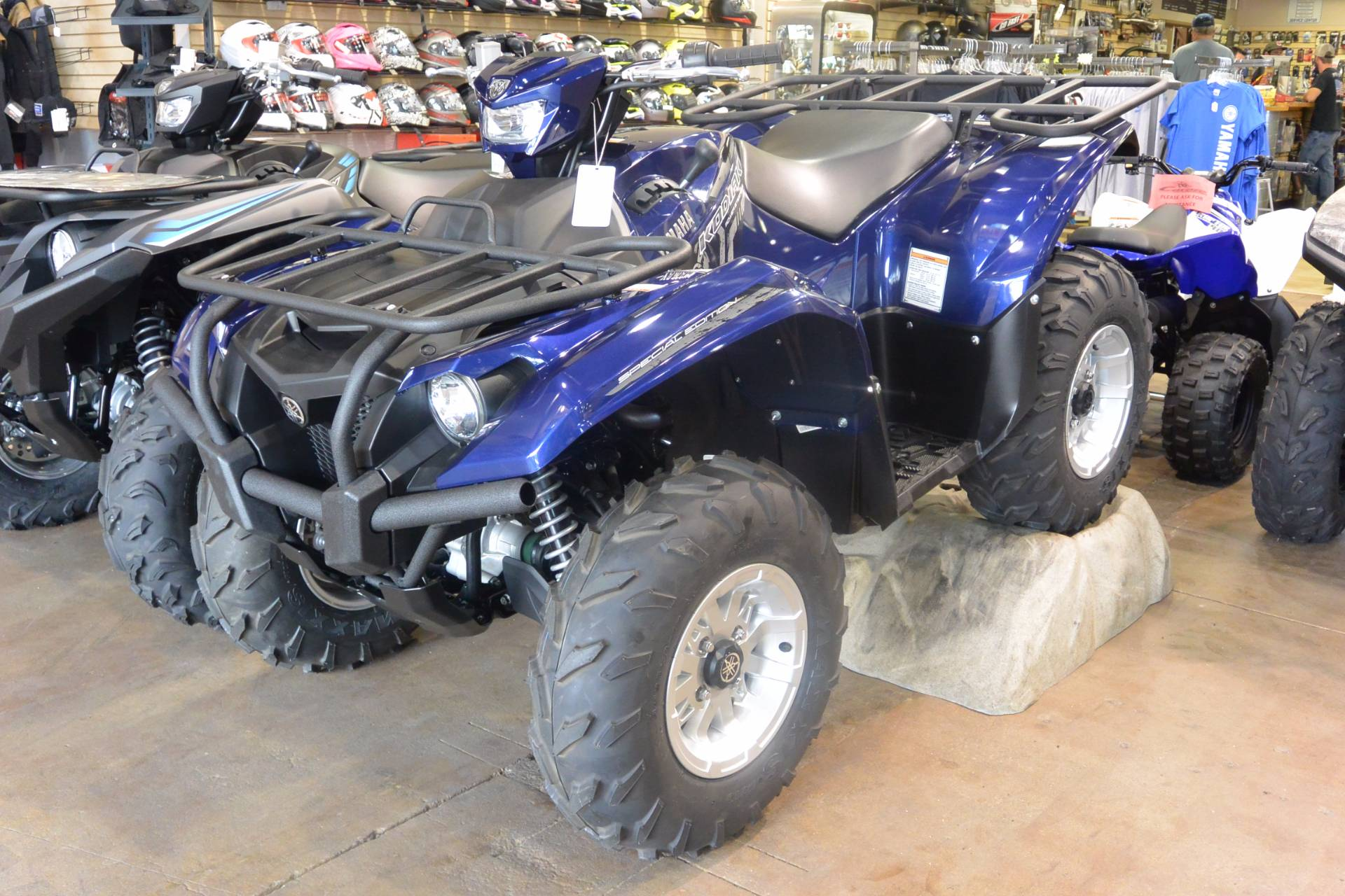 2017 Yamaha Kodiak 700 in Denver, Colorado