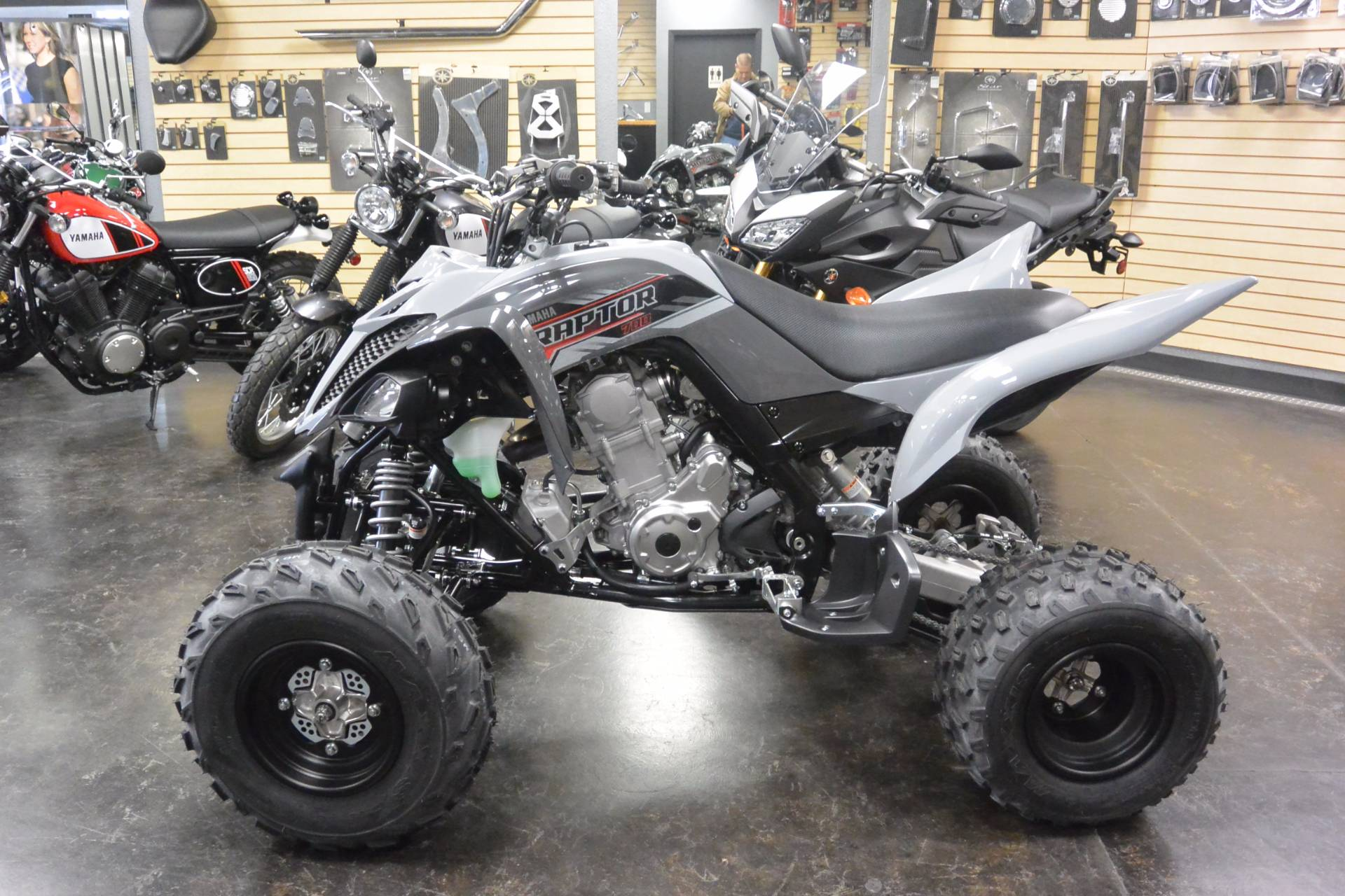 2018 yamaha raptor 700 in denver colorado