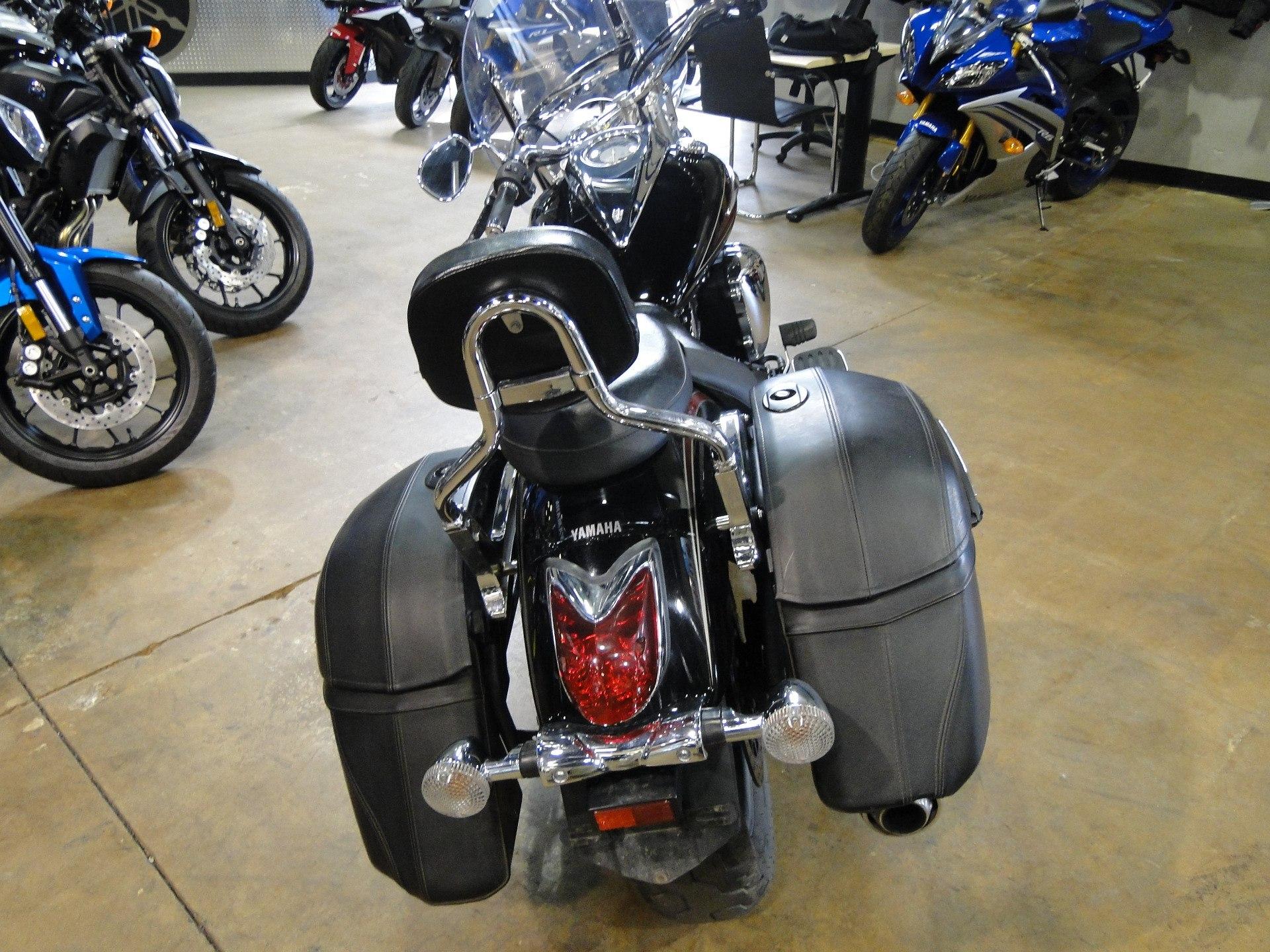 2014 Yamaha V Star 950 Tourer in Denver, Colorado