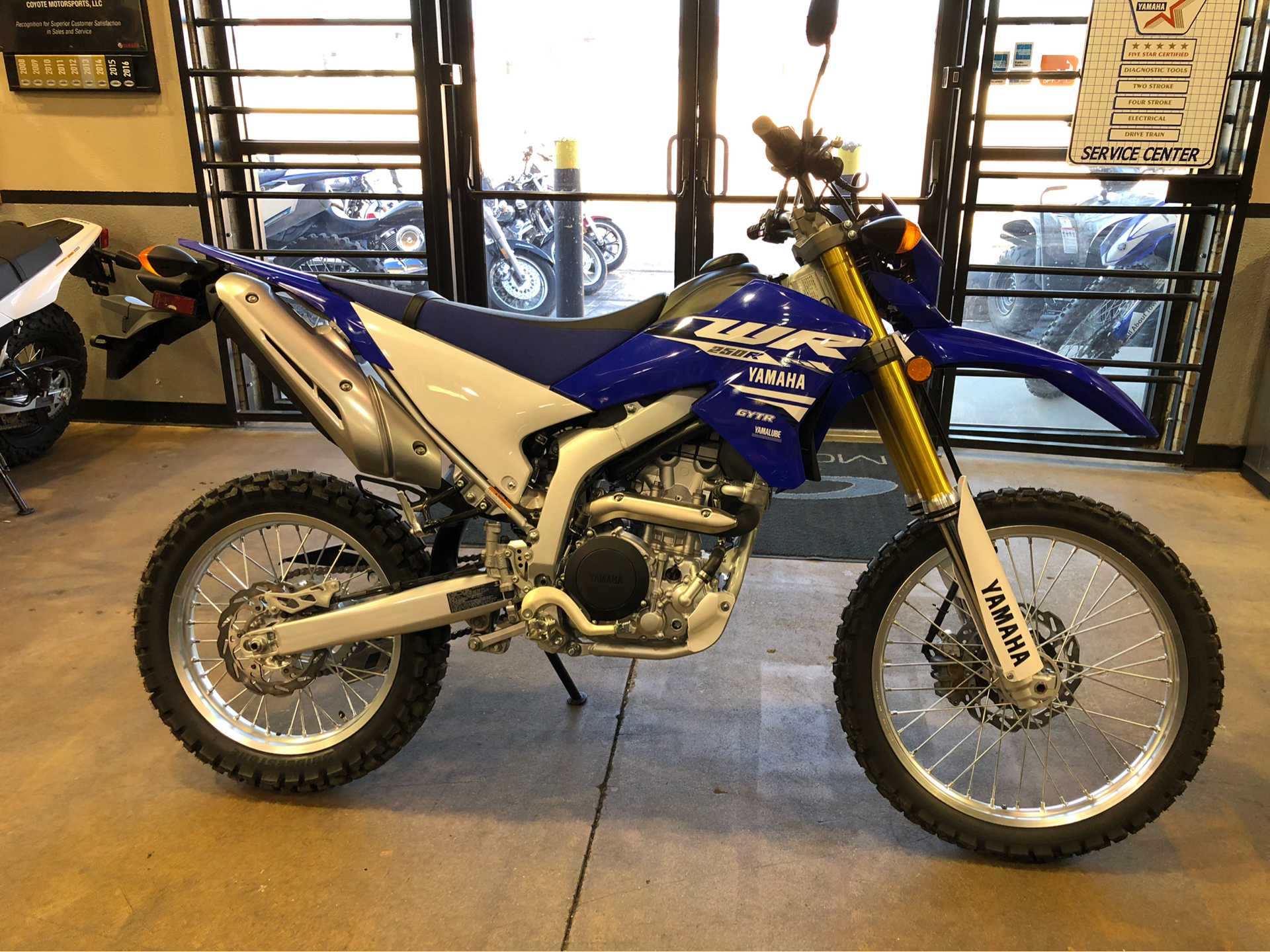 2018 Yamaha WR250R in Denver, Colorado - Photo 5