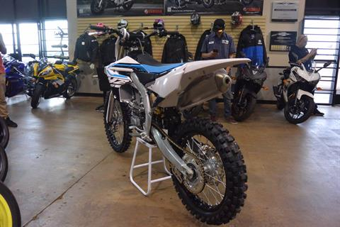 2018 Yamaha YZ450JFW in Denver, Colorado