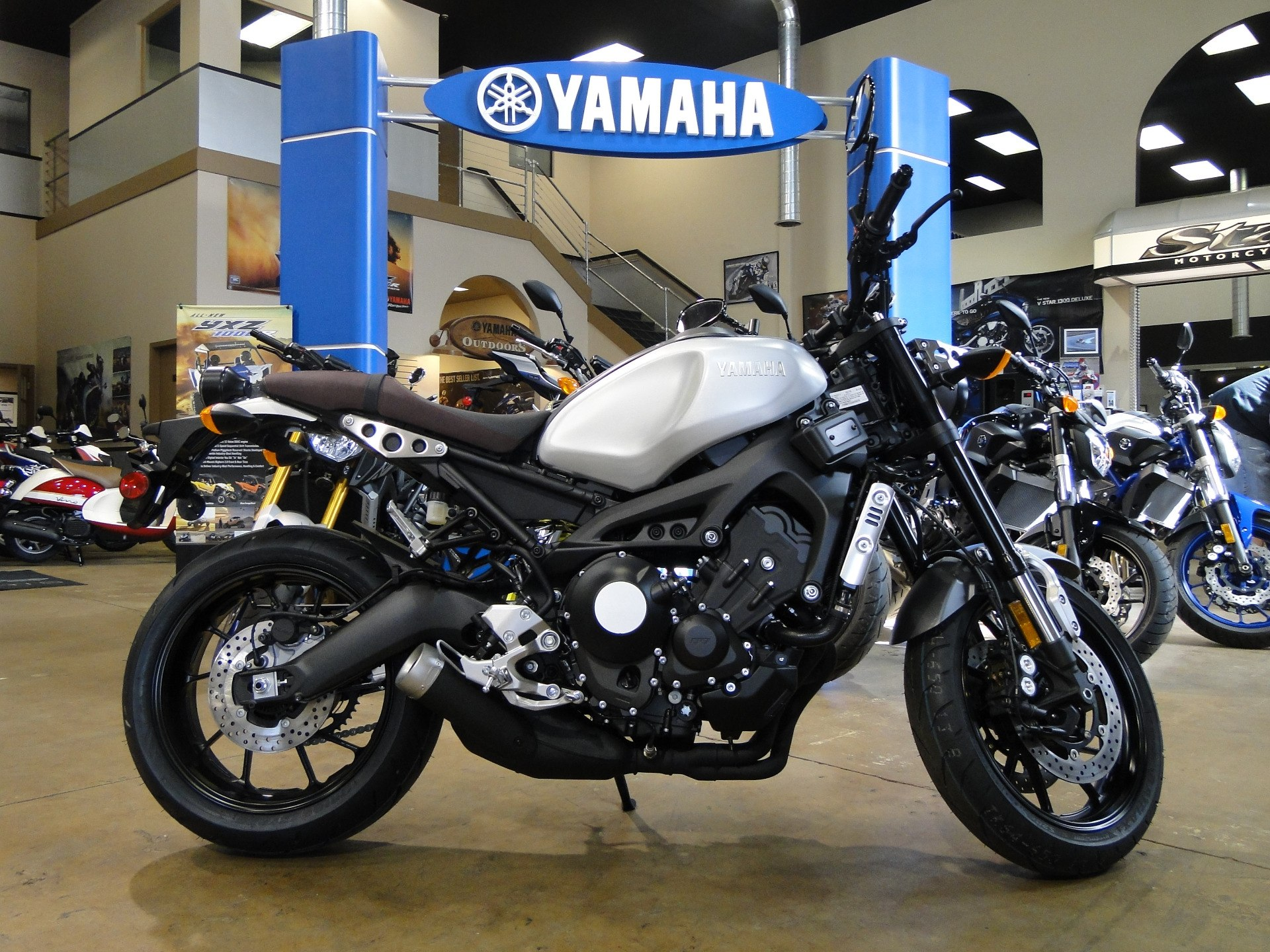 2016 Yamaha XSR900 in Denver, Colorado