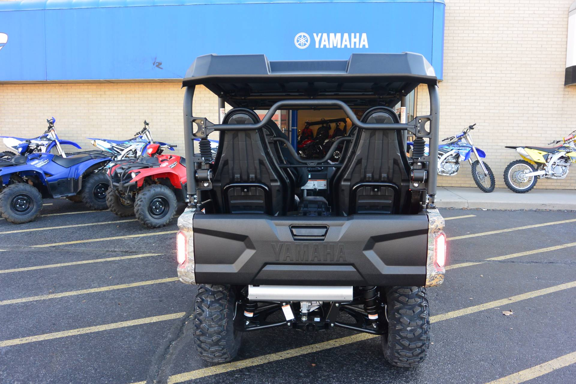 2018 Yamaha Wolferine X4 in Denver, Colorado
