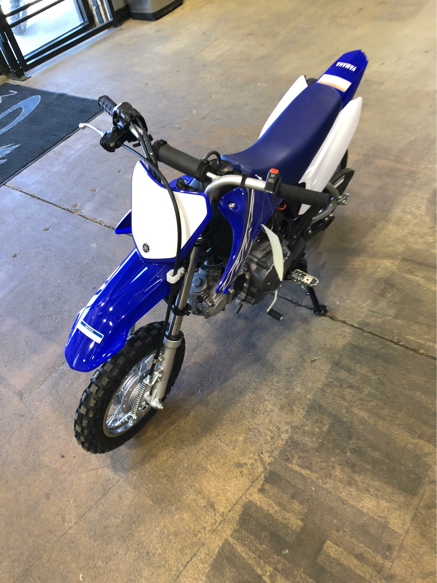 2019 Yamaha TT-R50E in Denver, Colorado