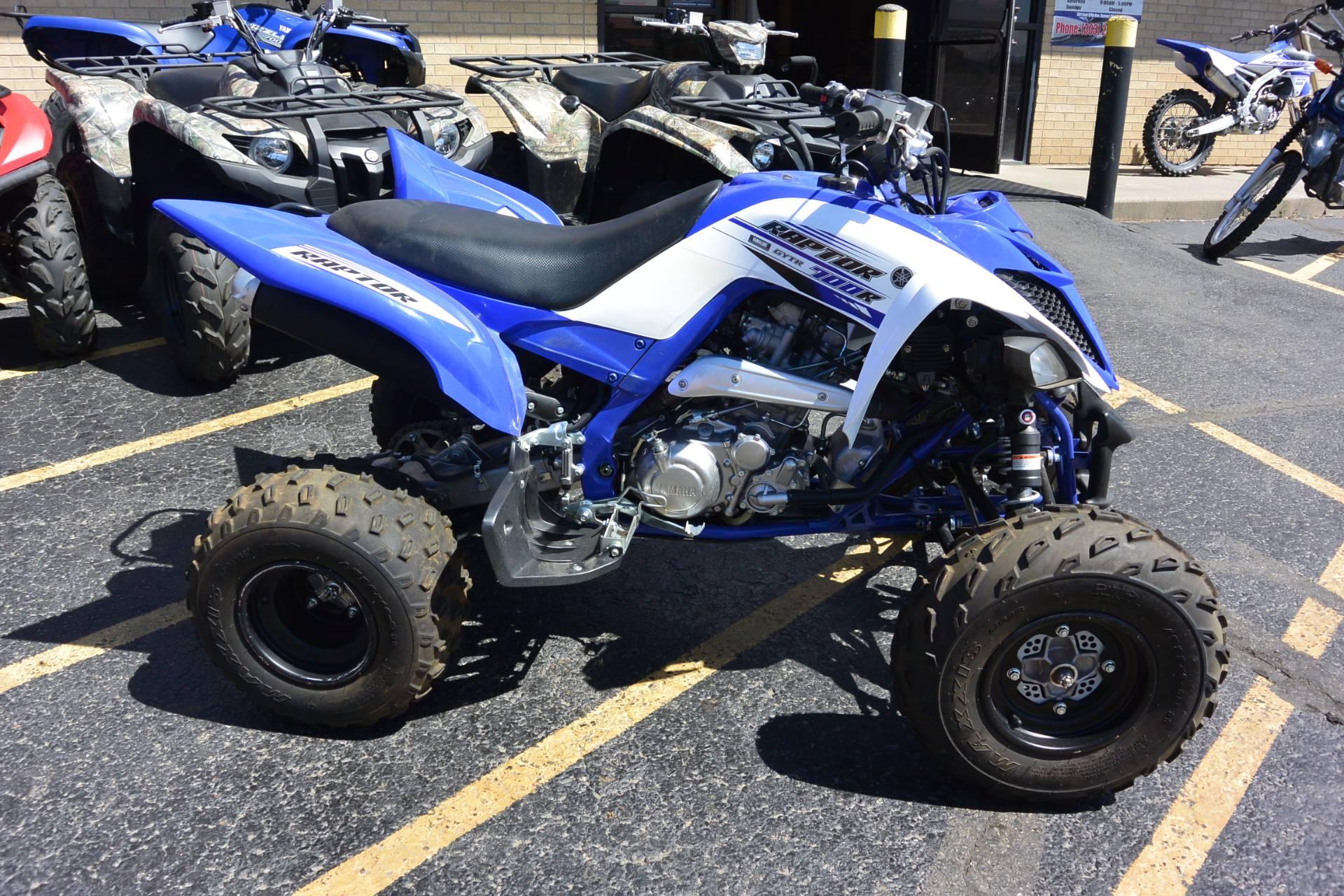2016 Yamaha Raptor in Denver, Colorado