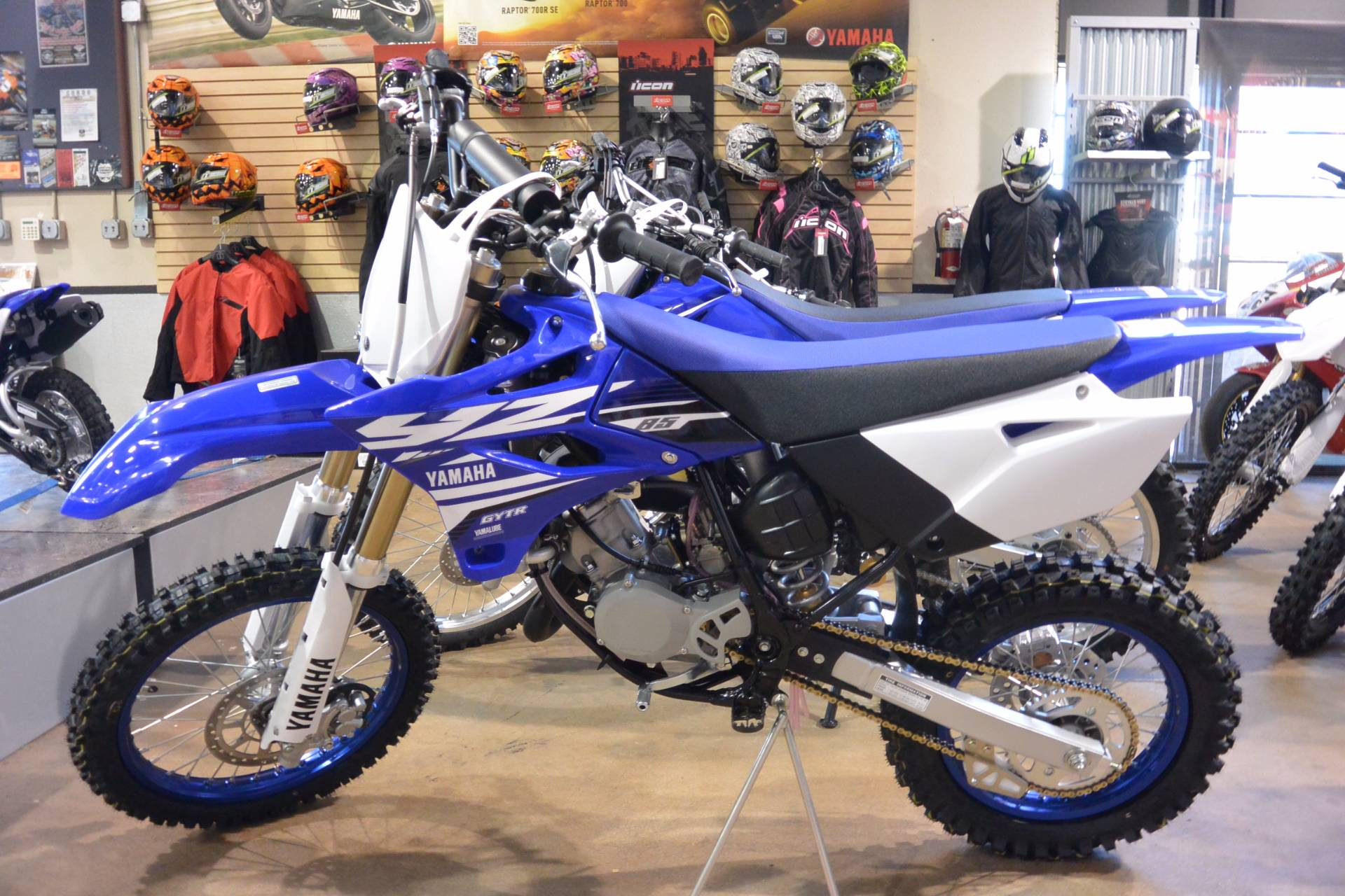 2018 Yamaha YZ85J in Denver, Colorado