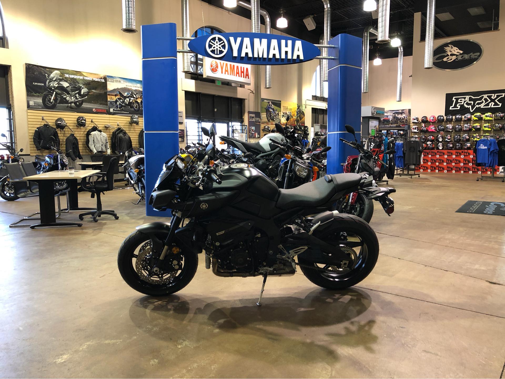 2019 Yamaha Mt 10 In Denver Colorado