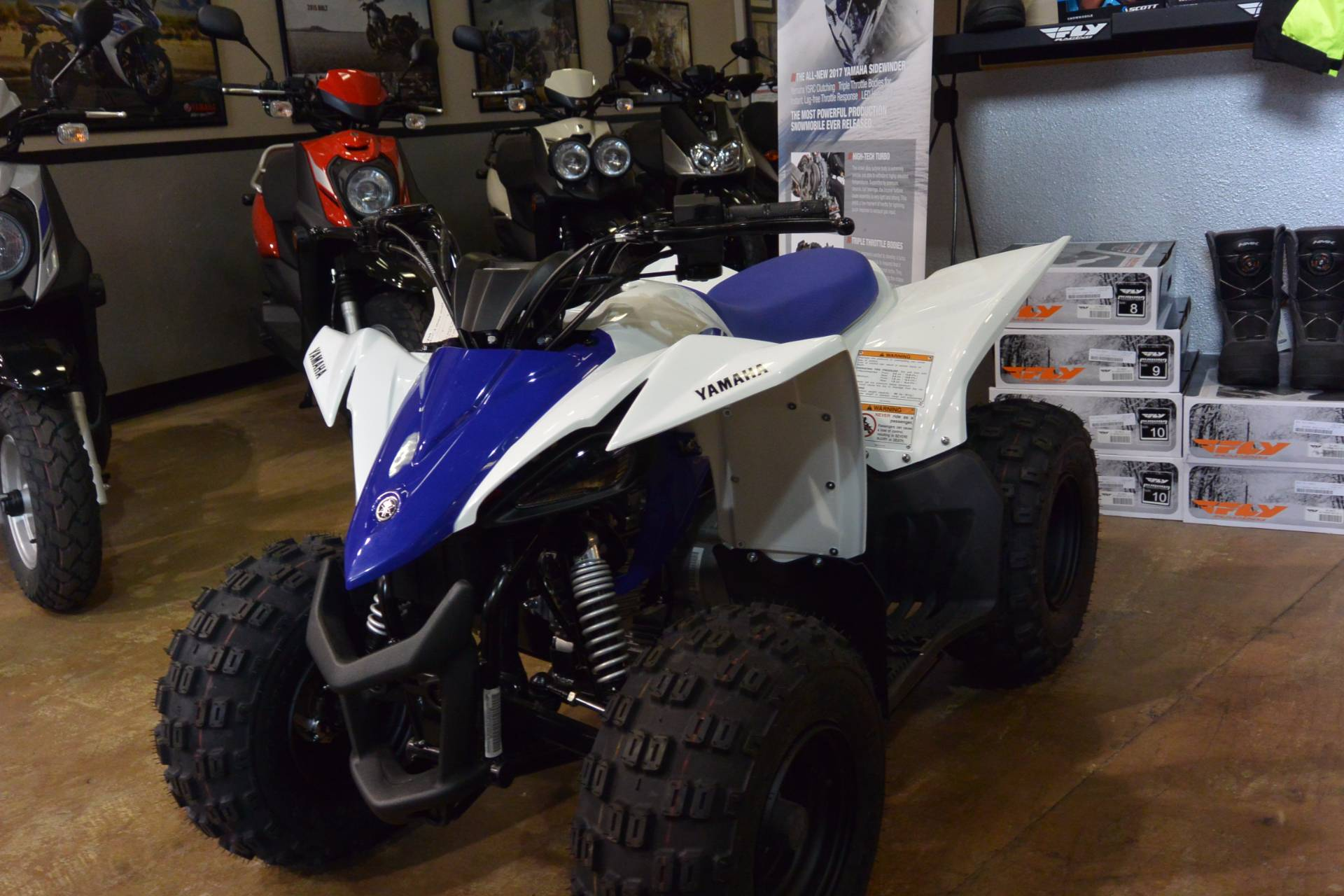 2018 Yamaha YFZ50 in Denver, Colorado