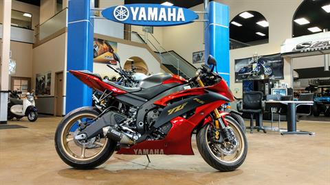 2014 Yamaha YZF-R6 in Denver, Colorado