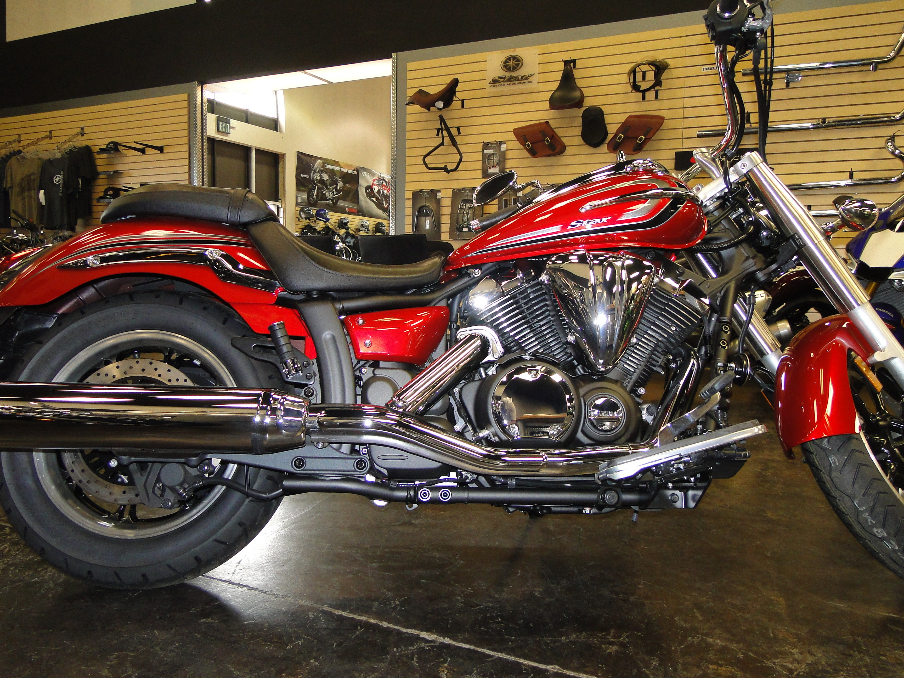 2014 Yamaha V Star 950  in Denver, Colorado