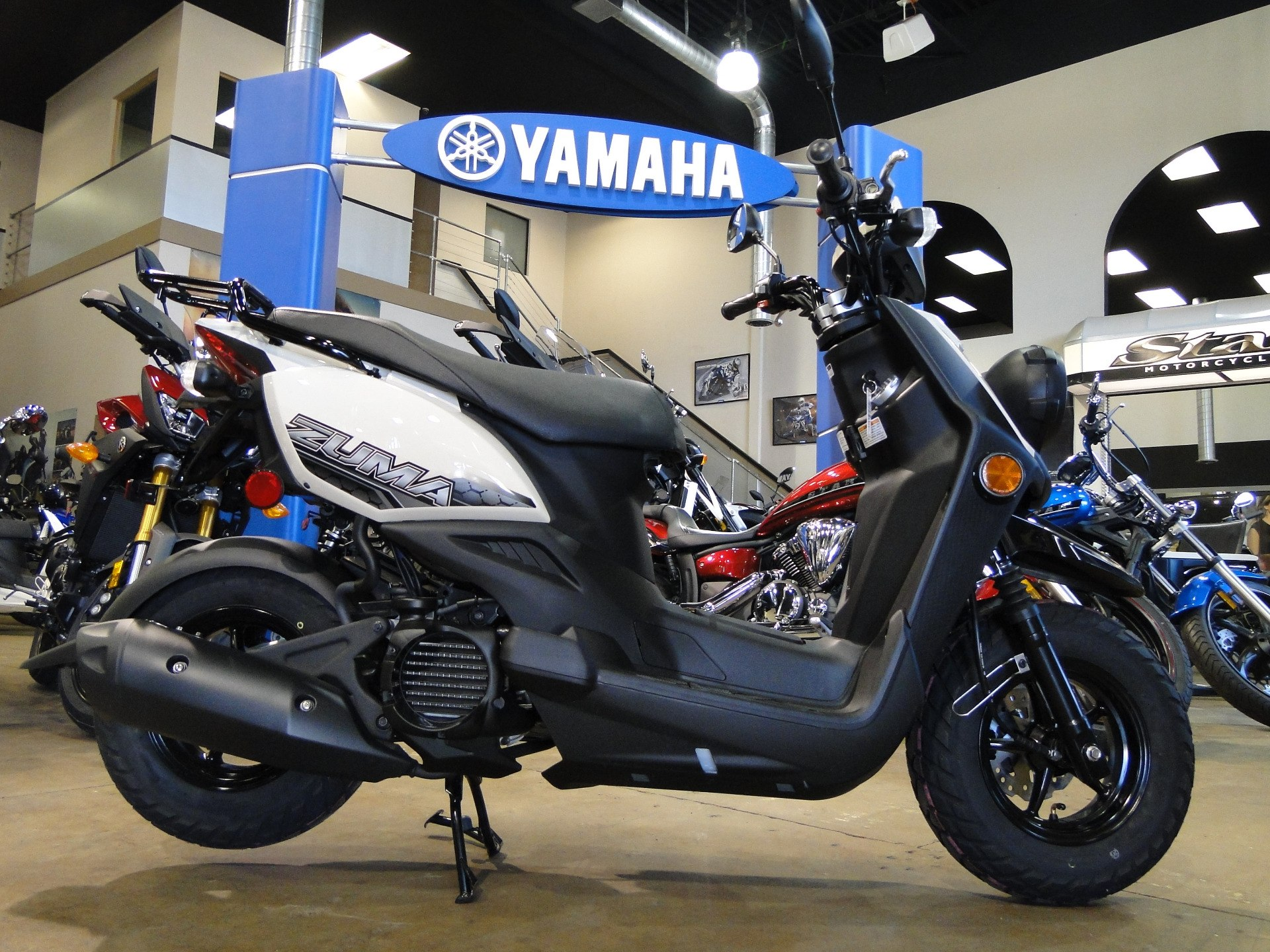 2016 Yamaha Zuma 50F in Denver, Colorado
