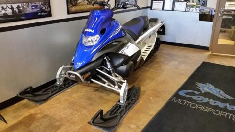 2012 Yamaha FX Nytro MTX SE 162 in Denver, Colorado