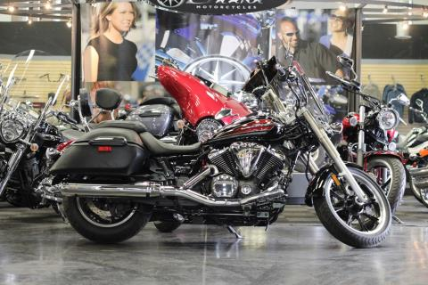2014 Yamaha V Star 950 Tourer in Denver, Colorado