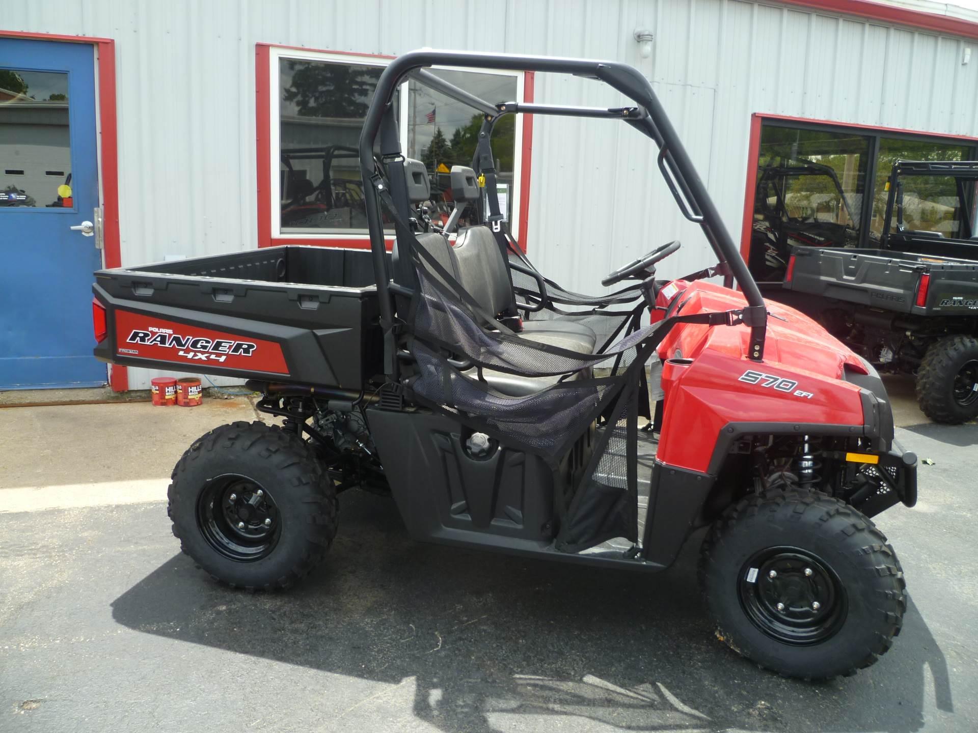 2016 Polaris Ranger570 Full Size 1
