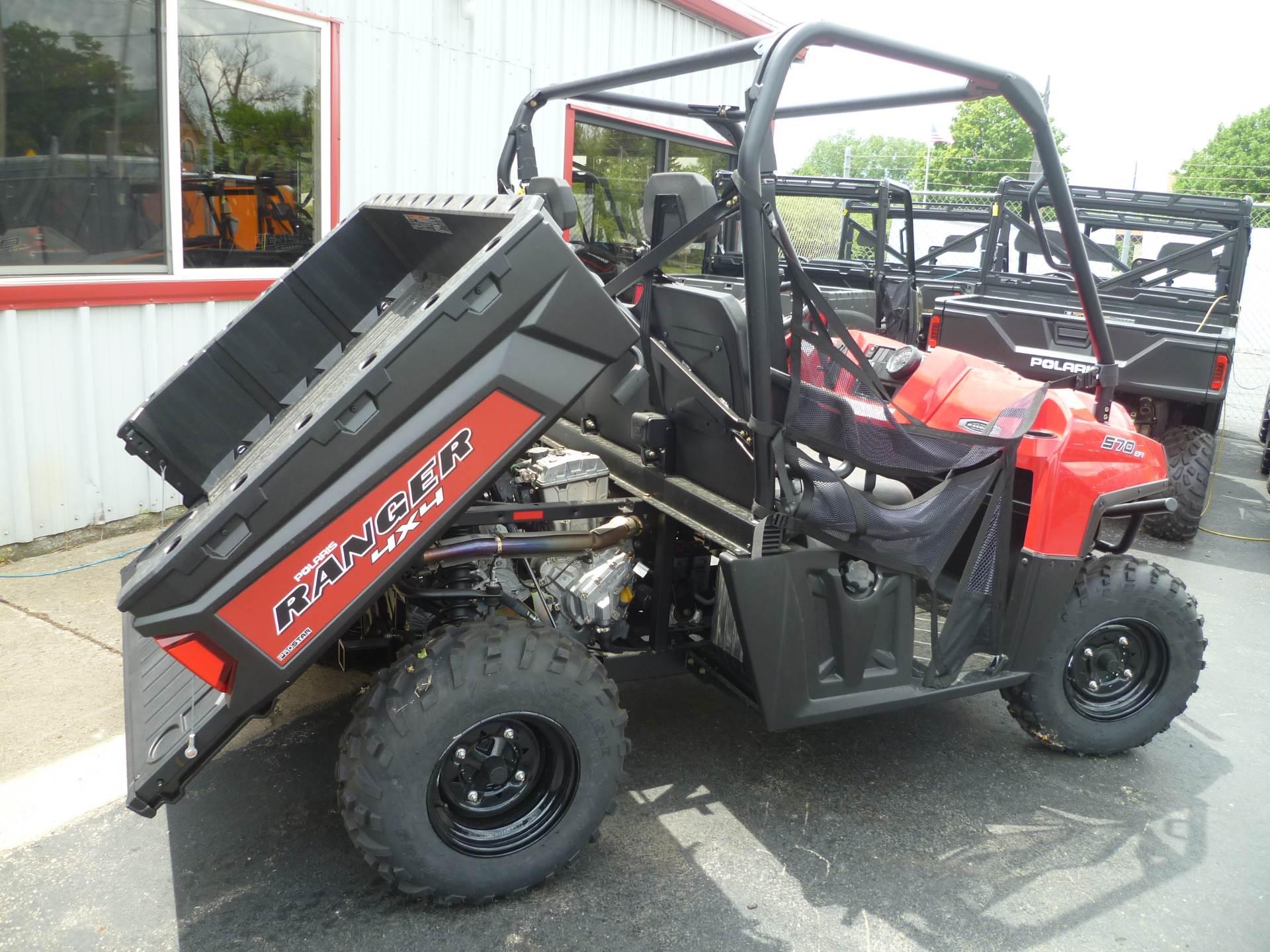 2016 Polaris Ranger570 Full Size 9