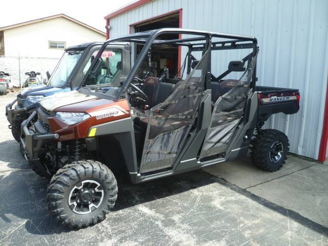 2019 Polaris Ranger Crew XP 1000 EPS 20th Anniversary Limited Edition in Union Grove, Wisconsin - Photo 2